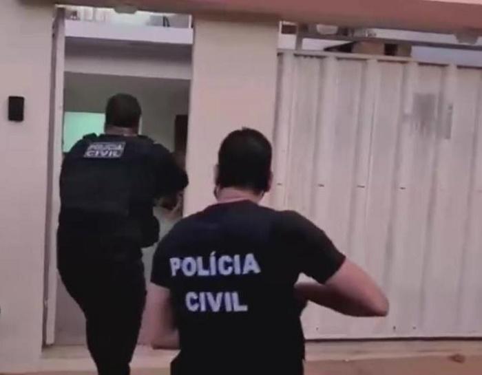 Suspeito de integrar rede nacional de agiotagem é preso pela polícia civil em Juazeiro do Norte