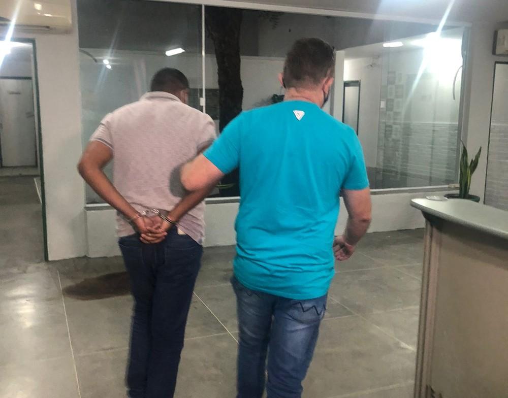 Pastor evangélico foi preso preventivamente por estupros na zona rural de Sobral — Foto: Reprodução