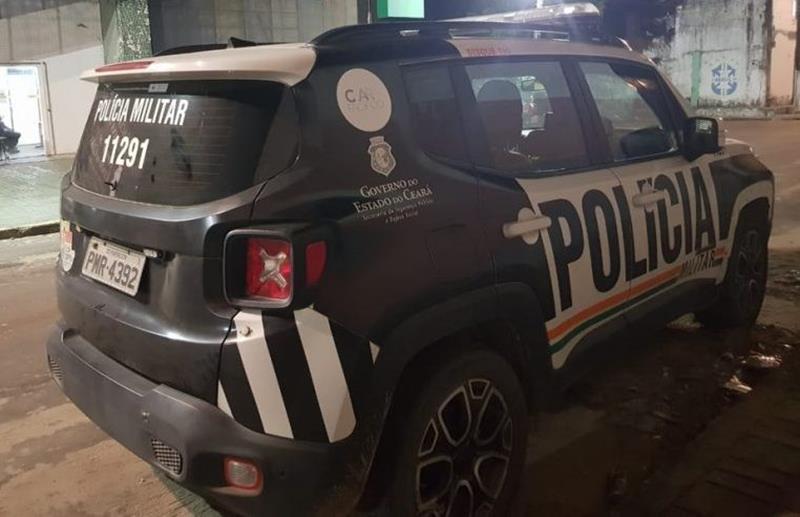 viatura Policia Militar do CE - PM