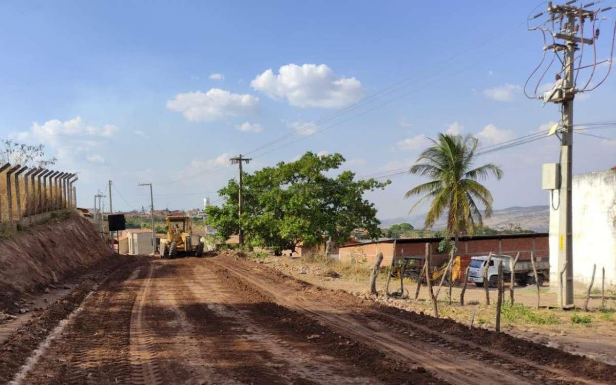 Começa pavimentação da CE-153 entre Missão Velha e Porteiras