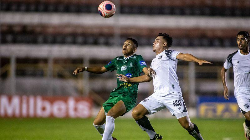 A Associação Desportiva Recreativa Cultural Icasa disputará a Série D em 2022 na