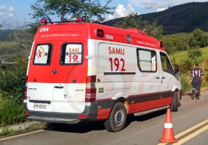 SAMU- FOTO DIVULGAÇÃO.