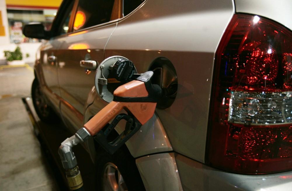 Preço médio da gasolina no Ceará em outubro é R$ 6,49, segundo a ANP; valor é R$ 1,74 acima do que era no início do ano — Foto: Arquivo SVM